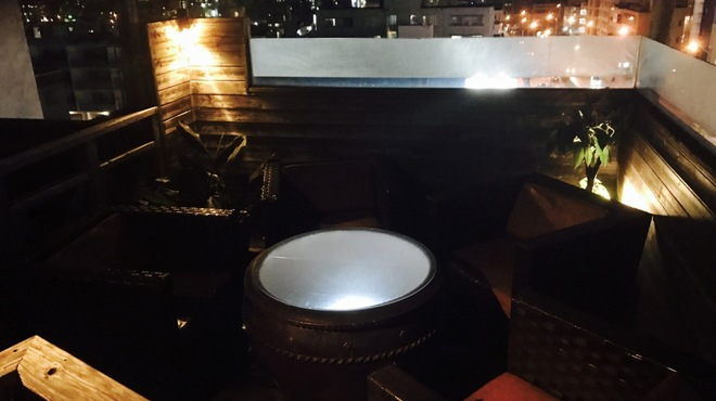 dining bar古酒楽 - 内観写真:
