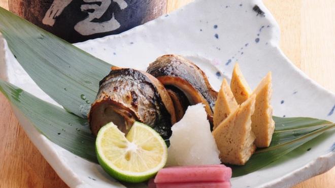 ときすし - 料理写真:秋刀魚の塩焼き