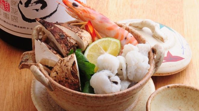 ときすし - 料理写真:松茸土瓶蒸し