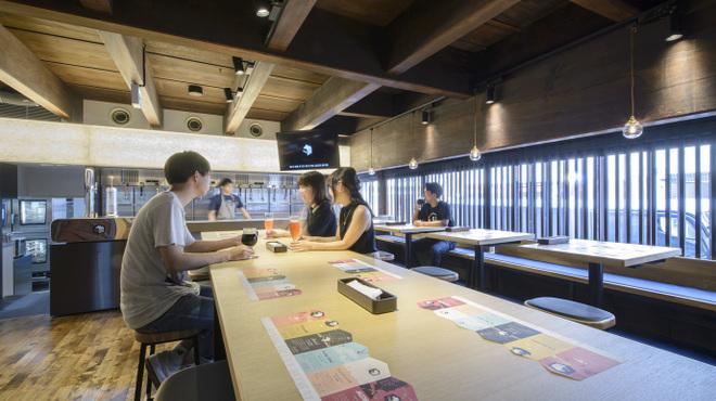 スプリングバレーブルワリー 京都 - メイン写真:
