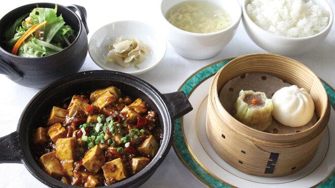 枸杞の実 - 料理写真:麻婆豆腐夕膳