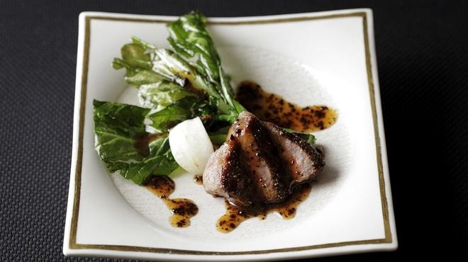 メゾン・ド・ユーロン - 料理写真:短角牛フィレのステーキ