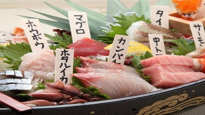 沼津漁港 海鮮個室居酒屋 魚の銀屋 - メイン写真: