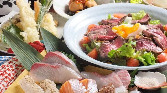 もっせ~明石海鮮と日本酒の和食酒場~ - メイン写真: