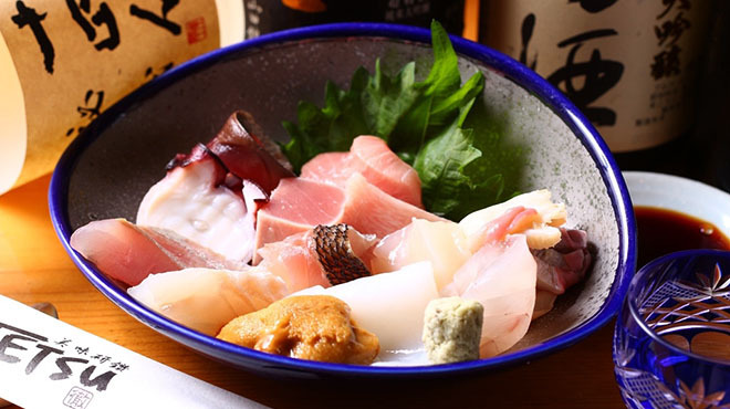 秋葉原旨い魚と焼酎.地酒 美味研鑽 TETSU - メイン写真: