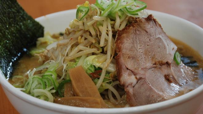北海道ラーメン 赤レンガ - 料理写真: