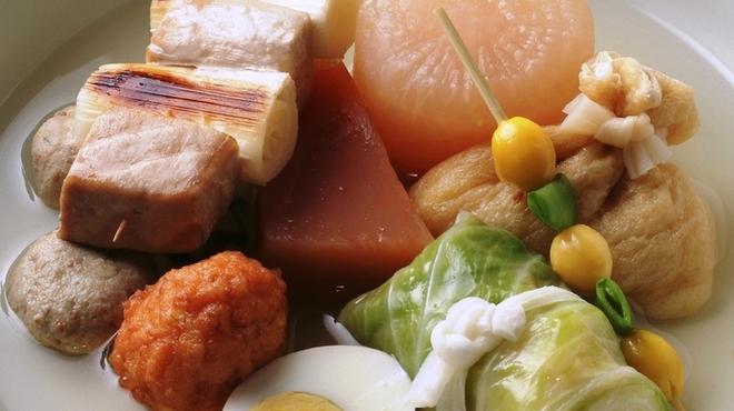 おでん 和食 銀座おぐ羅 - 料理写真: