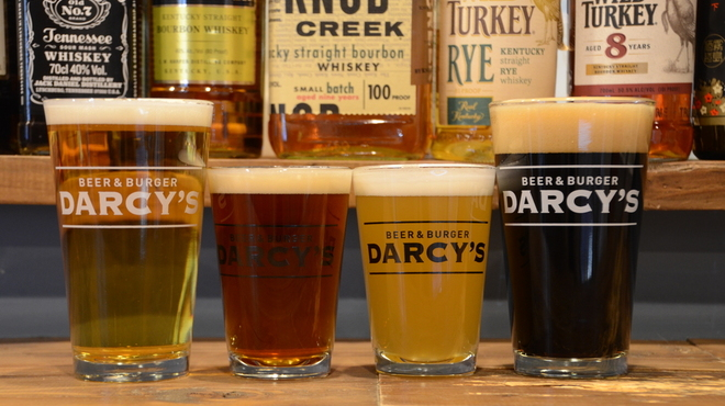 BEER&BURGER DARCY'S - メイン写真: