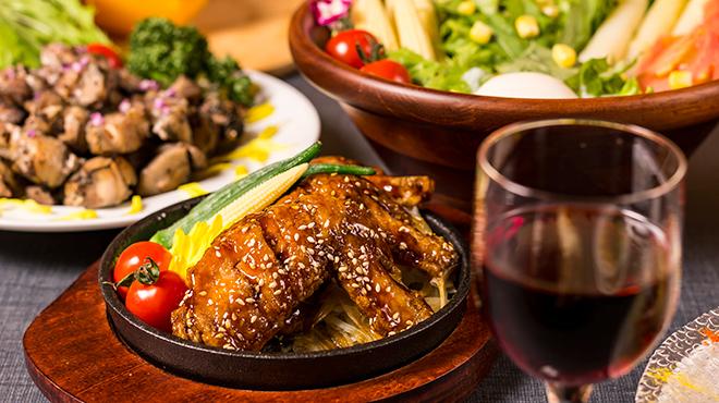 肉&ワイン 京乃光 - メイン写真: