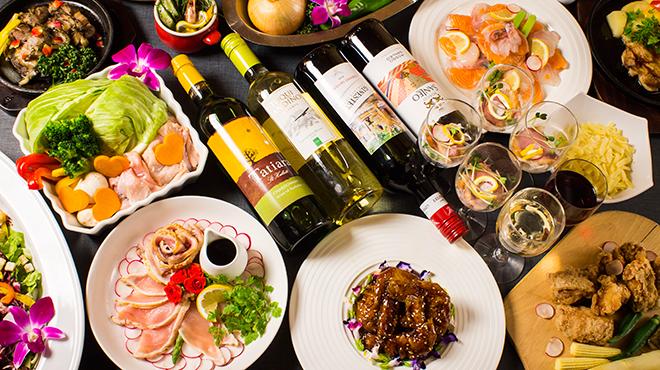 Wine&Bird Diner - メイン写真: