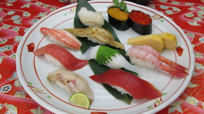金沢まいもん寿司 - 料理写真:土日祝日限定セット『耀』2550円
