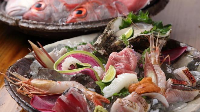 魚料理と酒 新鮮具味 - メイン写真: