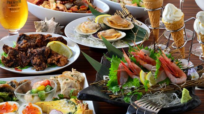 ビストロ魚丸 - 料理写真: