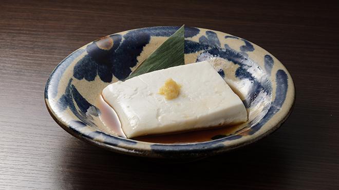 うるのや - メイン写真:手作りジーマーミー豆腐1