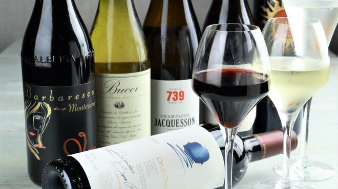 Cuisine&Wine KEIZO - メイン写真: