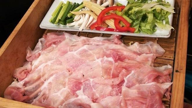 野菜肉巻き&蒸し料理 蒸っしゅ FURUTA - メイン写真: