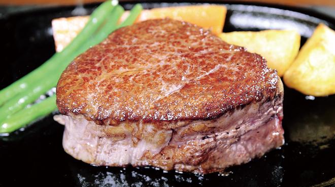 ステーキいづつや - メイン写真: