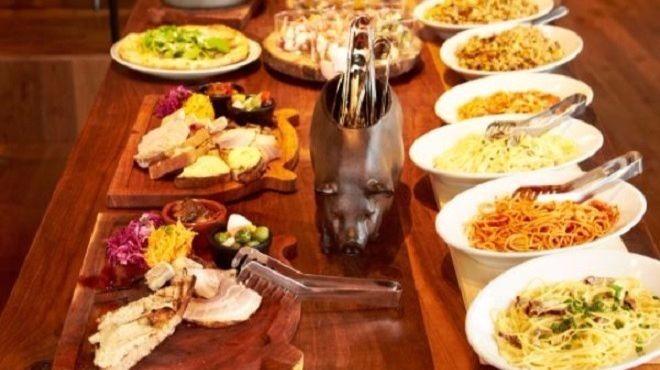 ハイライフ ポーク テーブル - メイン写真: