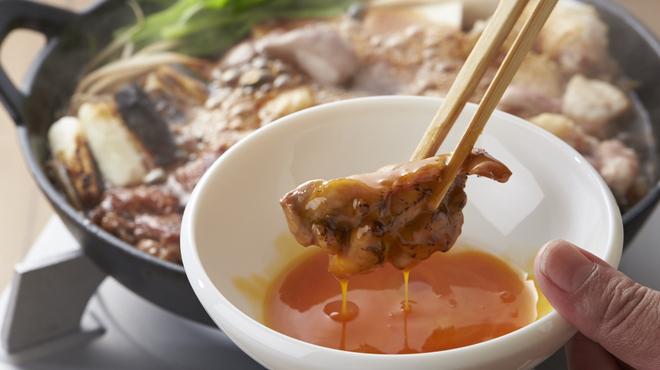 鶏すき焼き はら志の - メイン写真: