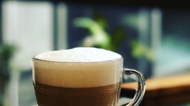 cafe maru - ドリンク写真: