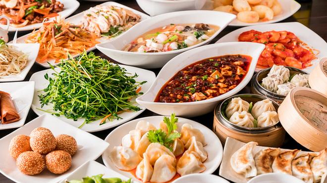 中国料理「櫻果林(おうかりん)」 | ホテルキャッ …