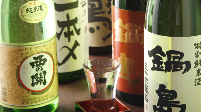 月光食堂 - ドリンク写真:九州地酒