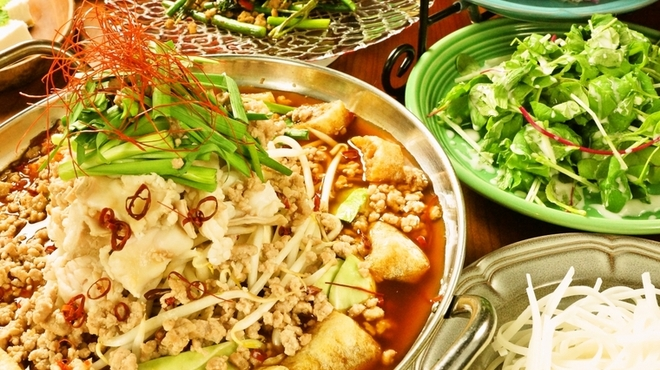 本格派エスニック料理×完全個室空間 スパイスマーケット - 料理写真: