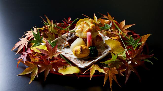 臼杵ふぐ 山田屋 - 料理写真:焼きふぐ