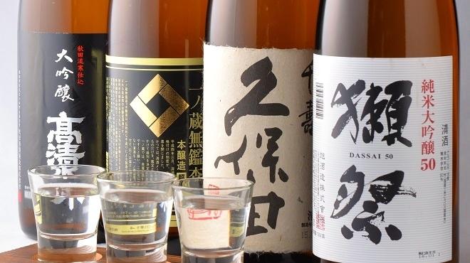 日本酒バル 仙台まるいち総本家 - メイン写真: