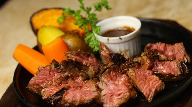 肉ダイニング RAKUGAKI - 料理写真: