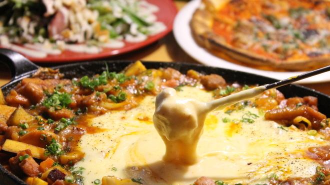 呉音 - 料理写真:チーズタッカルビ
