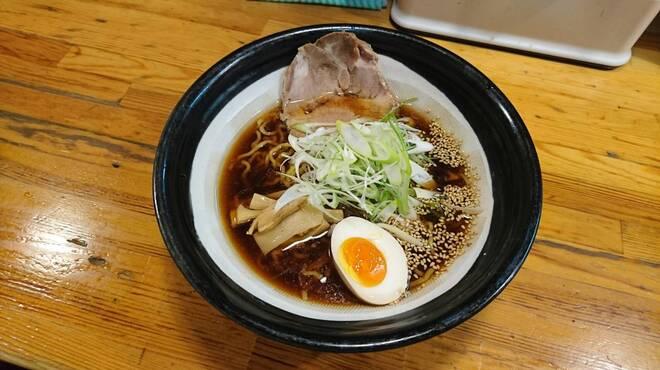 札幌らーめん 北一 - 料理写真:あっさり醤油