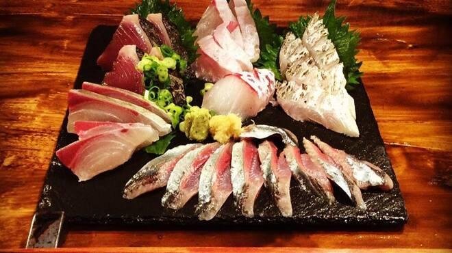 板bar hazusi - 料理写真: