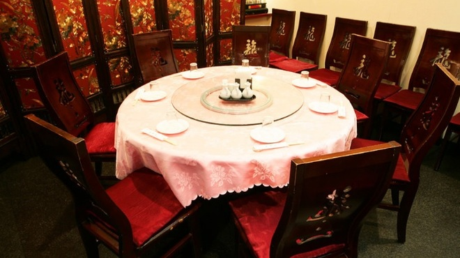 香港料理 喜楽坊 - 内観写真: