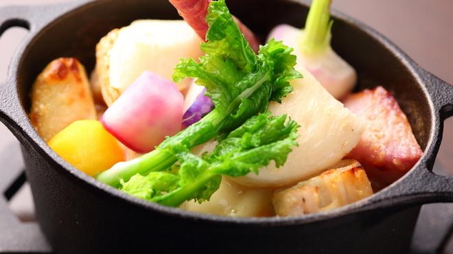 モトマチ ティモ - 料理写真: