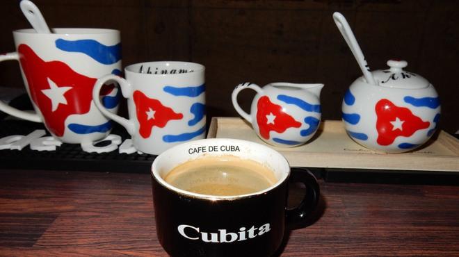 Mojito Terrace Lounge AHINAMA - ドリンク写真:Cuban Coffee