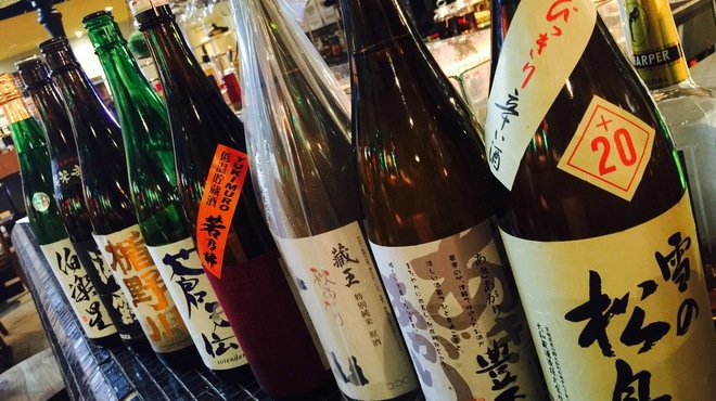東北ろっけん応援酒BAR むっしゅ - メイン写真: