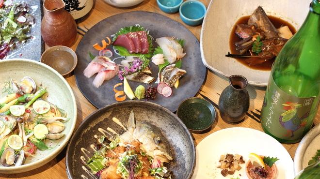 ポン酒とお魚 ジョウ燗ヤ - メイン写真: