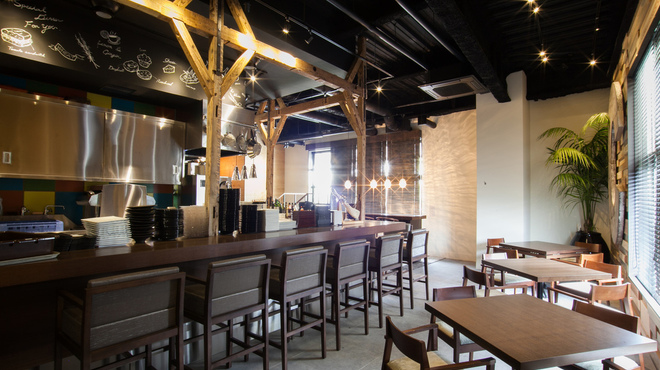 Terrace Restaurant COMFORT HOUSE - メイン写真:
