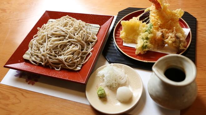 三平 - 料理写真: 天せいろ