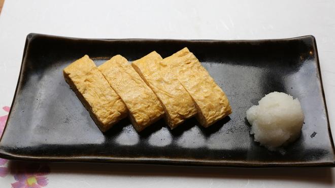 三平 - 料理写真: 出し巻玉子