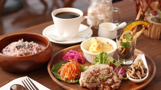 Cafe terrace kikinomori - メイン写真: