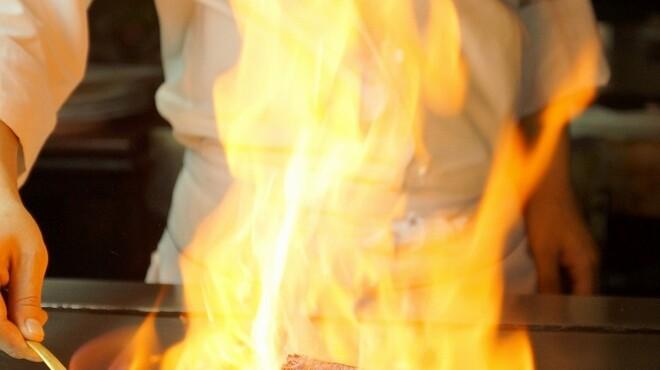 鉄板焼 リオ - メイン写真:
