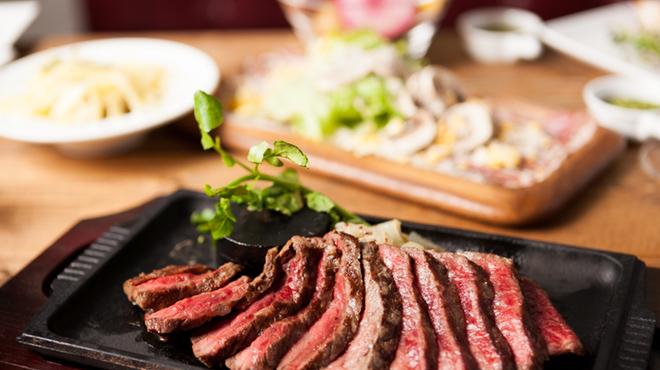 横浜肉バル 502 - メイン写真: