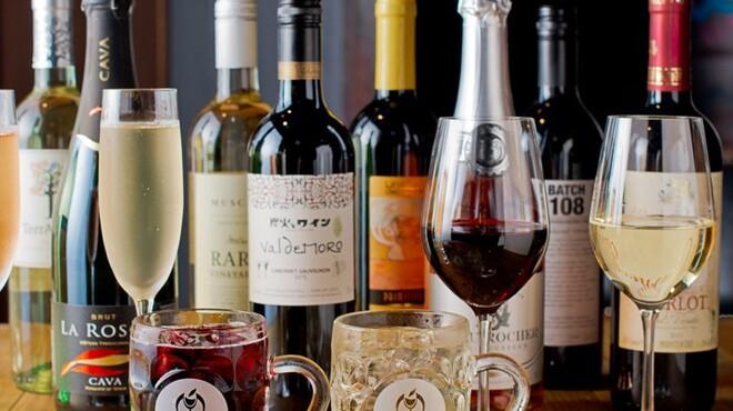 炭火とワイン POISSON - メイン写真: