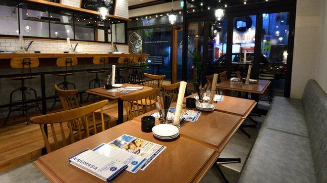 牡蠣と肉 KAKIMASA - メイン写真: