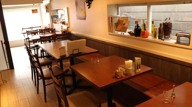 スタイルカフェ - メイン写真: