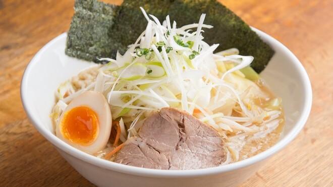野方ホープ - 料理写真:温野菜ラーメン