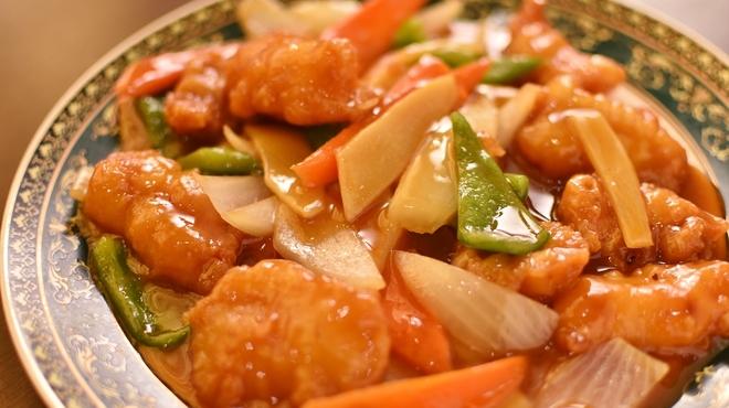 龍盛菜館 - メイン写真: