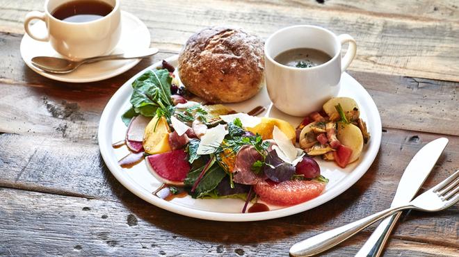 ボタニストカフェ - 料理写真:・BOTANICAL BRUNCH SET